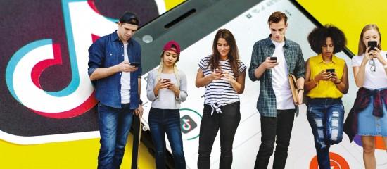 TikTok, le réseau social qui séduit les jeunes et dérange les États