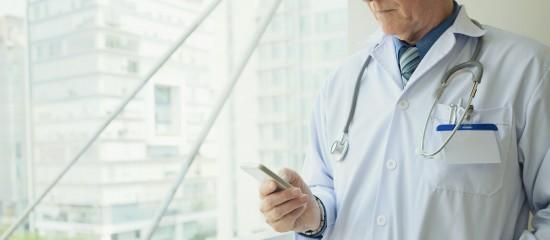 Médecins: lancement du numéro pour les praticiens en souffrance